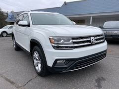 Used 2019 Volkswagen Atlas 3.6L V6 SE w/Technology 4motion SUV For Sale in Canton, CT