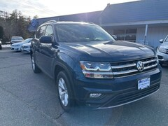 Used 2018 Volkswagen Atlas 3.6L V6 SE w/Technology 4motion SUV For Sale in Canton, CT