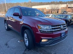 Used 2018 Volkswagen Atlas 3.6L V6 SE 4motion SUV For Sale in Canton, CT