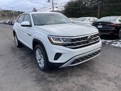 New 2021 Volkswagen Atlas Cross Sport 2.0T SE w/Technology 4MOTION SUV For Sale in Canton, CT