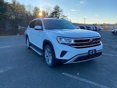 2021 Volkswagen Atlas 3.6L V6 SE w/Technology 4MOTION SUV For Sale in Canton, CT
