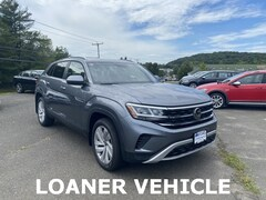 New 2020 Volkswagen Atlas Cross Sport 3.6L V6 SE w/Technology 4MOTION SUV For Sale in Canton, CT