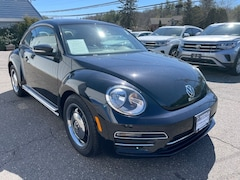 Used 2018 Volkswagen Beetle 2.0T Coast Hatchback For Sale in Canton, CT