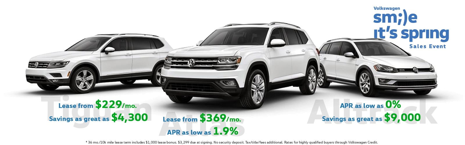 Volkswagen Leases at Mitchell VW: Canton, CT