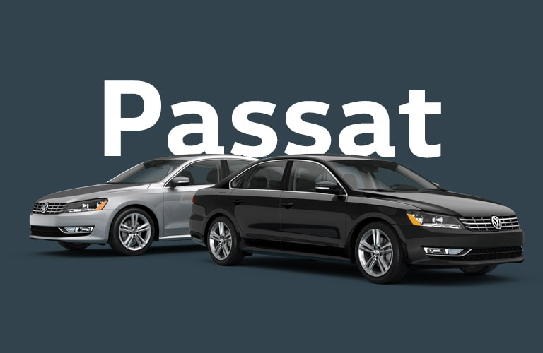 The VW Passat