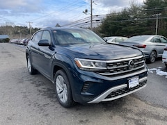 New 2021 Volkswagen Atlas Cross Sport 2.0T SE w/Technology 4MOTION SUV For Sale in Canton, CT