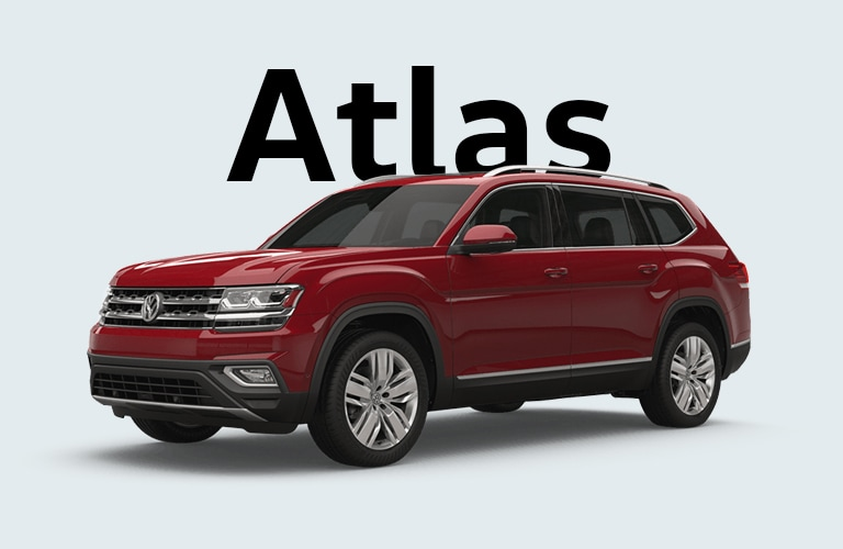 The Volkswagen Atlas