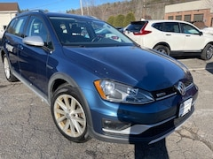Used 2017 Volkswagen Golf Alltrack TSI S 4motion Wagon For Sale in Canton, CT