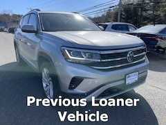 2021 Volkswagen Atlas 3.6L V6 SE w/Technology 4MOTION SUV For Sale in Canton, CT