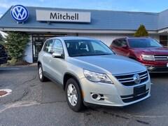 2011 Volkswagen Tiguan S SUV For Sale in Canton, CT