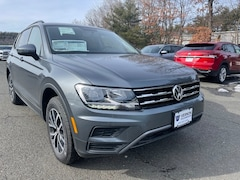 New 2021 Volkswagen Tiguan 2.0T S 4MOTION SUV For Sale in Canton, CT