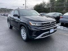 New 2021 Volkswagen Atlas Cross Sport 3.6L V6 SE w/Technology 4MOTION SUV For Sale in Canton, CT