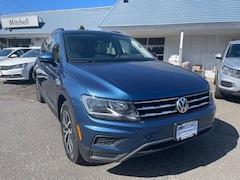 2018 Volkswagen Tiguan 2.0T SE SUV For Sale in Canton, CT