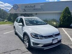 2019 Volkswagen Golf Alltrack 4motion Wagon For Sale in Canton, CT