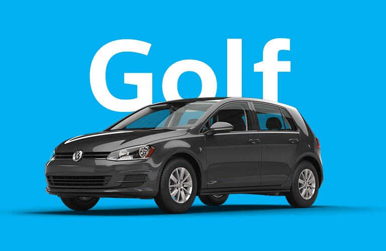 The VW Golf