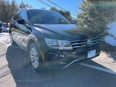 2018 Volkswagen Tiguan 2.0T SE 4motion SUV For Sale in Canton, CT
