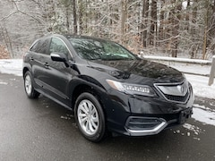 Used 2017 Acura RDX Technology Package SUV for Sale in Simsbury, CT