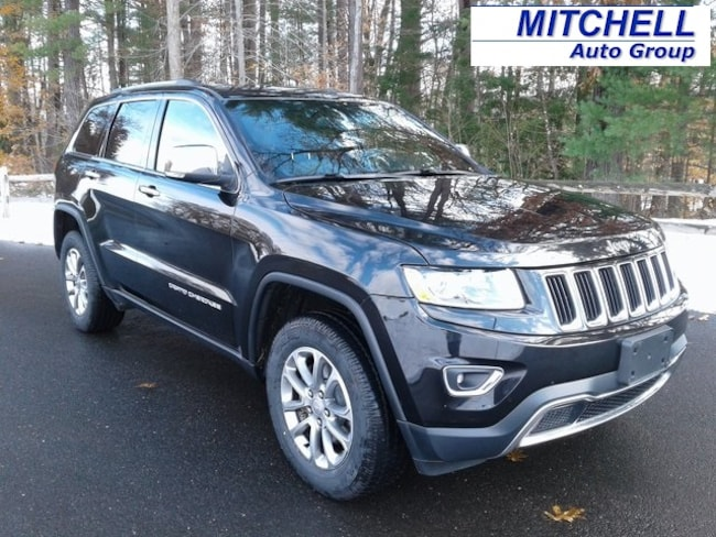 Used 2016 Jeep Grand Cherokee Limited SUV in Simsbury, CT