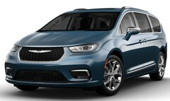 New 2021 Chrysler Pacifica LIMITED Passenger Van for sale in Simsbury, CT