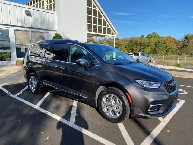 2021 Chrysler Pacifica Passenger Van