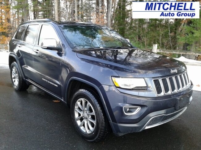 Used 2014 Jeep Grand Cherokee Limited SUV in Simsbury, CT