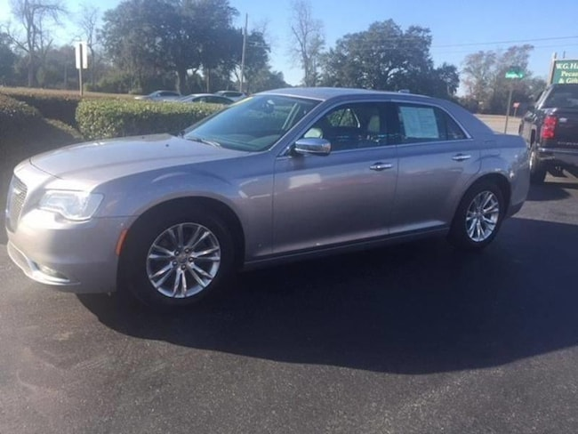 2016 Chrysler 300C C 4dr Sedan Sedan