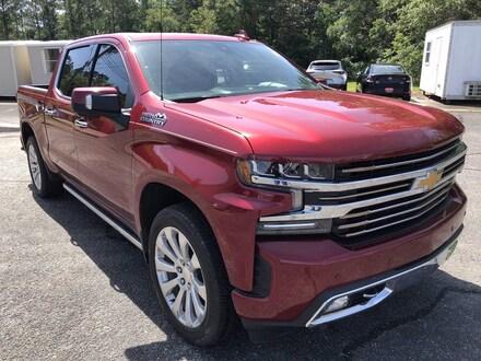 2019 Chevrolet Silverado 1500 High Country 4WD Crew Cab 147 High Country