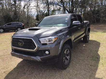 2018 Toyota Tacoma TRD Off Road TRD Off Road Double Cab 5 Bed V6 4x2 AT