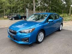 2018 Subaru Impreza 2.0i Premium Sedan For Sale in Canton, CT
