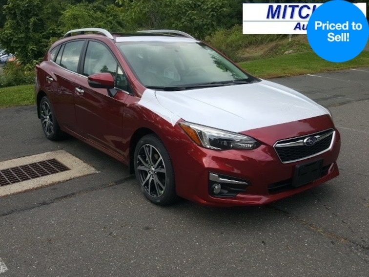 New 2019 Subaru Impreza 2.0i Limited 5-door For Sale in Canton, CT