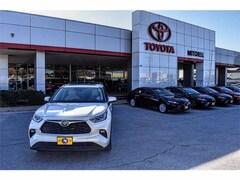 2021 Toyota Highlander Hybrid Limited SUV