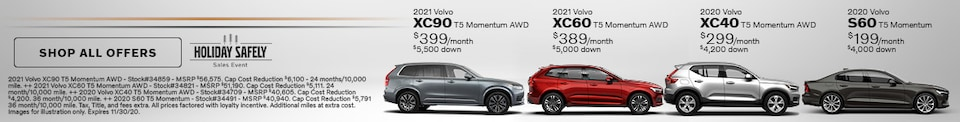 Volvo Model Multi Offer