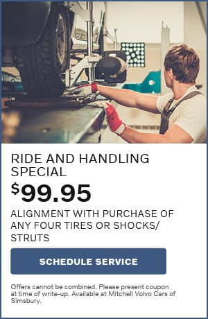 Ride and Handling Special