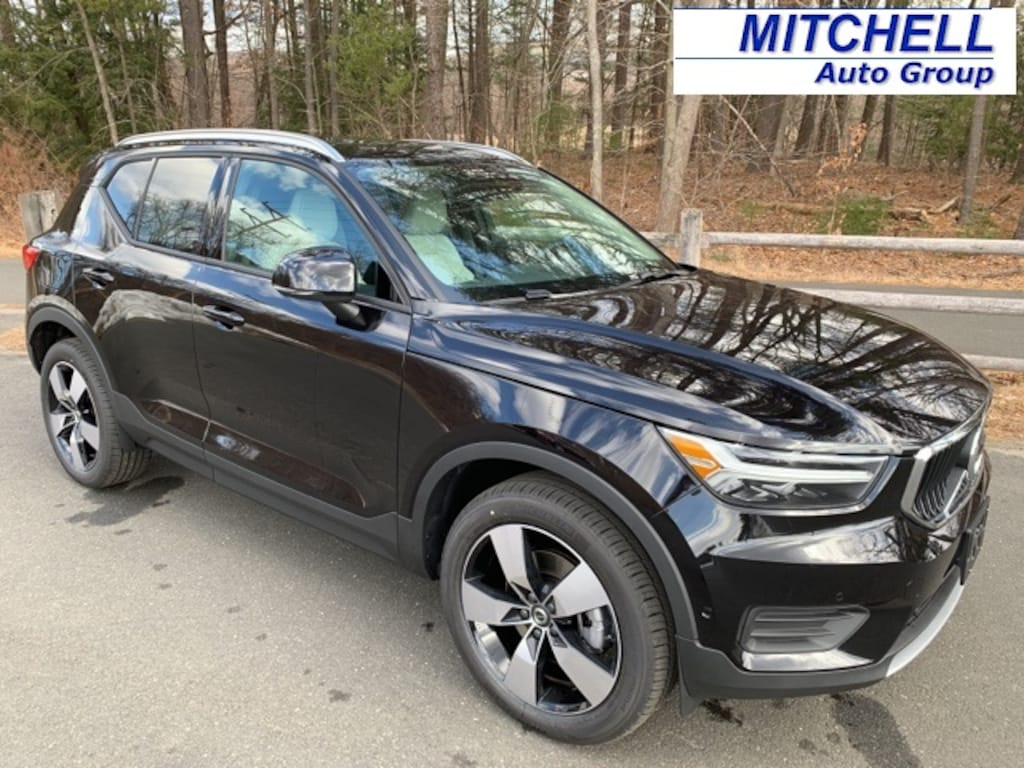 New 2019 Volvo Xc40 T5 Momentum For Sale In Simsbury Ct At Mitchell