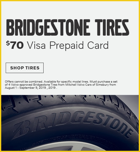 August   Bridgestone Tires