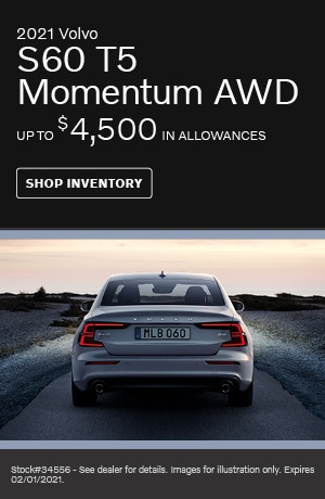 2021 Volvo S60 Lease