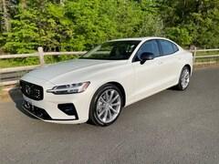 New 2021 Volvo S60 T5 Momentum Sedan for Sale in Simsbury, CT