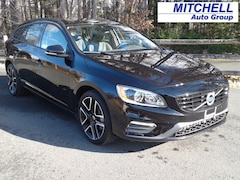 Used 2018 Volvo V60 T5 Dynamic Wagon For Sale in Simsbury, CT