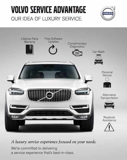 Volvo Service Advantage: Mitchell Volvo, Simsbury CT