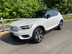 2021 Volvo XC40 Recharge Pure Electric P8 SUV