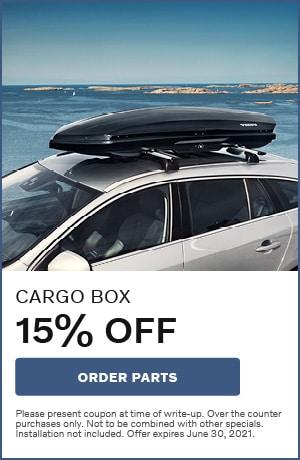 Cargo Box Special - 15% OFF