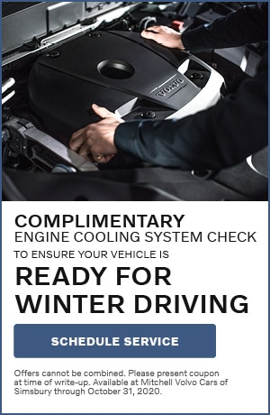 Complimentary Engine Cooling System Check