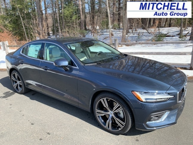 Volvo S60 For Sale >> Vin New 2019 Volvo S60 For Sale At Mitchell Auto Group