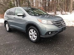Used 2012 Honda CR-V EX AWD SUV for Sale in Simsbury, CT