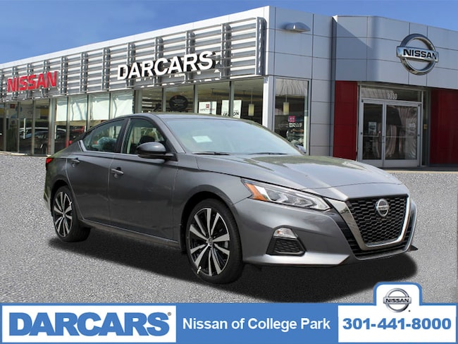 New 2019 Nissan Altima 2.5 SR Sedan in College Park, MD