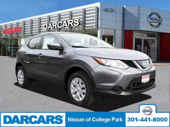 New 2019 Nissan Rogue Sport S SUV in College Park, MD