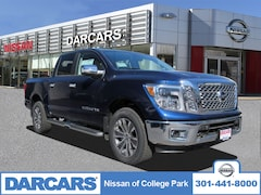 New 2019 Nissan Titan Truck Crew Cab For Sale in College Park, MD