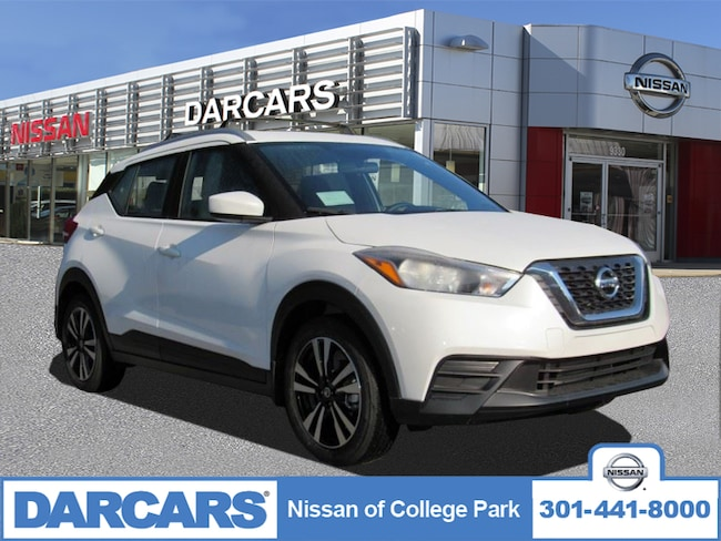 New 2018 Nissan Kicks SV SUV in College Park, MD