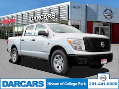 New 2019 Nissan Titan S Truck Crew Cab For Sale in College Park, MD