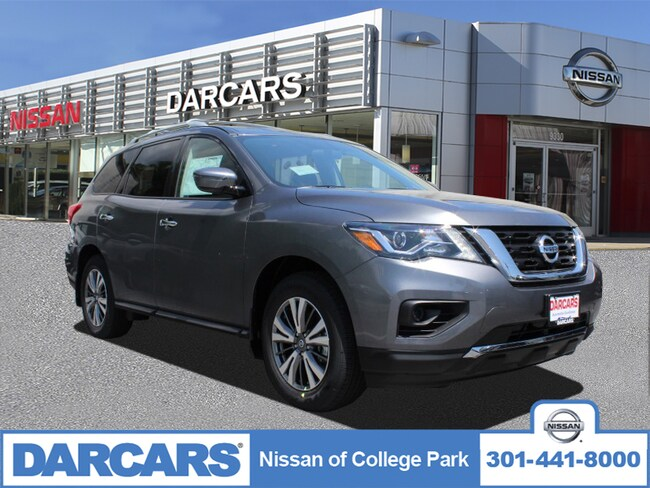 New 2019 Nissan Pathfinder S SUV in College Park, MD